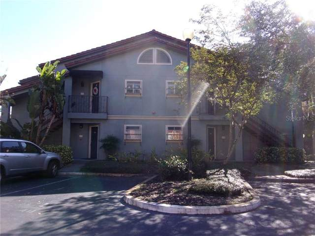5108 Conroy Road #17, Orlando, FL 32811 (MLS #O5933116) :: Gate Arty & the Group - Keller Williams Realty Smart