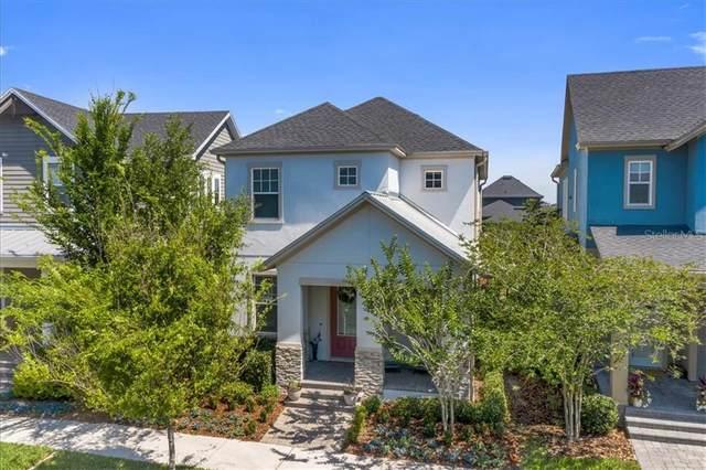 9125 Merrifield Street, Orlando, FL 32827 (MLS #O5933472) :: Everlane Realty