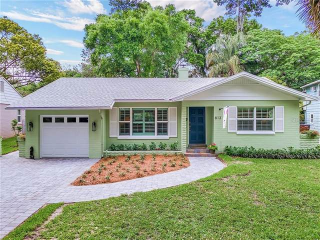 813 Chichester Street, Orlando, FL 32803 (MLS #O5933816) :: Griffin Group