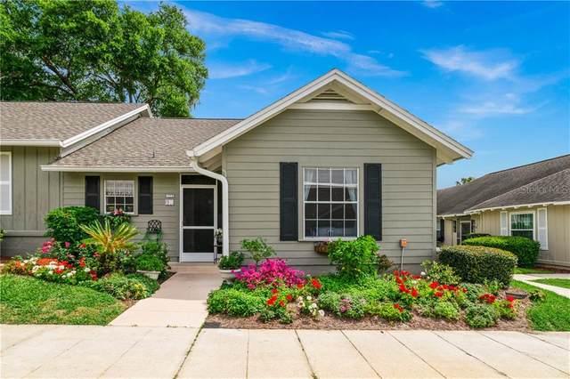 1126 Villa Lane #91, Apopka, FL 32712 (MLS #O5933953) :: Positive Edge Real Estate