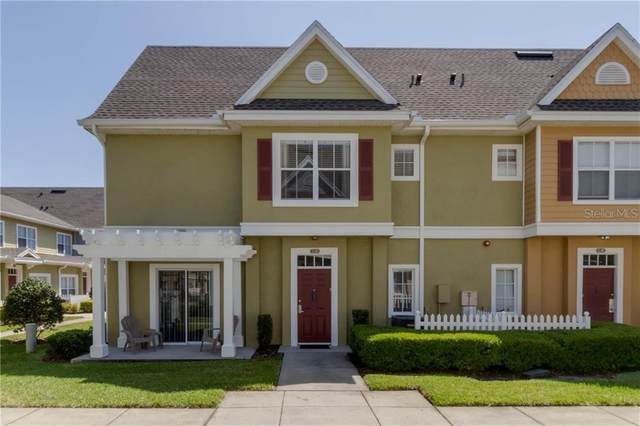 4003 San Sabastian Drive #101, Kissimmee, FL 34741 (MLS #O5934283) :: Aybar Homes