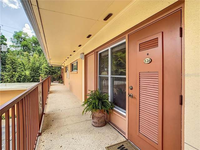 1100 Delaney Avenue E24, Orlando, FL 32806 (MLS #O5934381) :: Rabell Realty Group