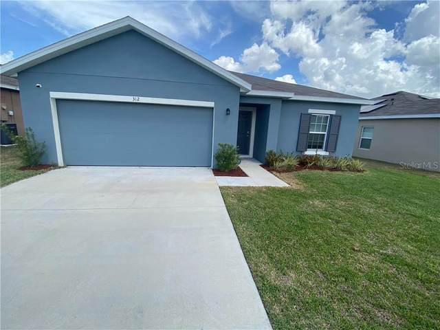 312 Rooks Loop, Haines City, FL 33844 (MLS #O5934776) :: Griffin Group