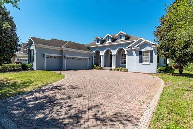 11824 Camden Park Drive, Windermere, FL 34786 (MLS #O5934777) :: Your Florida House Team