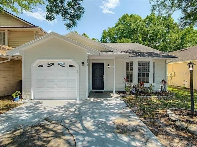 1843 Blaine Terrace, Winter Park, FL 32792 (MLS #O5934892) :: Rabell Realty Group