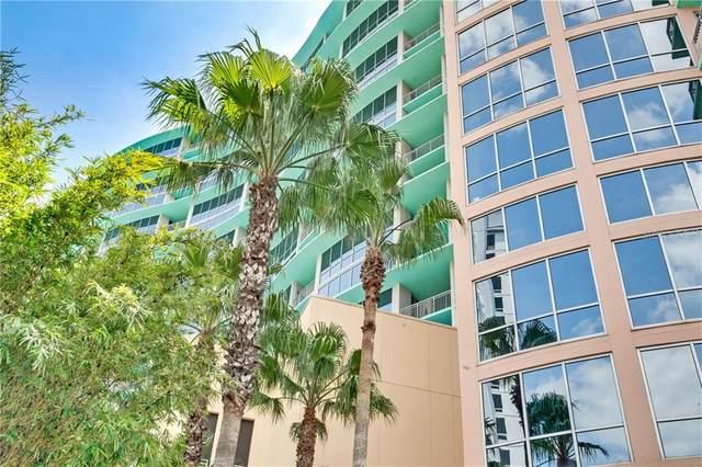 322 E Central Boulevard #1114, Orlando, FL 32801 (MLS #O5934903) :: Premier Home Experts