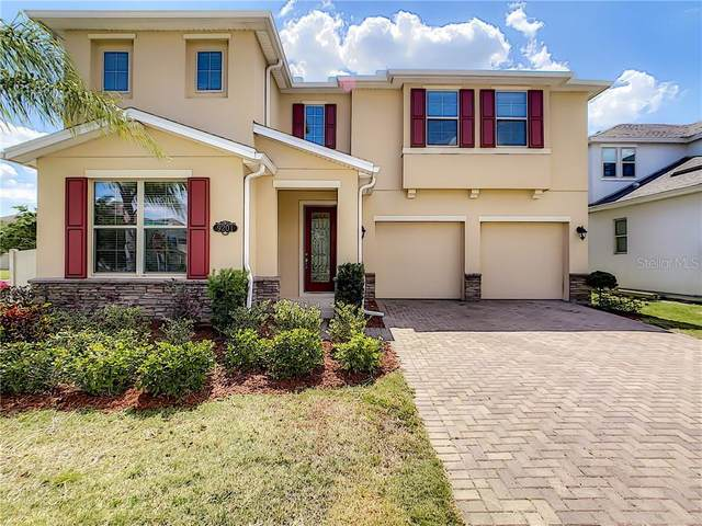 9201 Reflection Pointe Drive, Windermere, FL 34786 (MLS #O5935006) :: Florida Life Real Estate Group