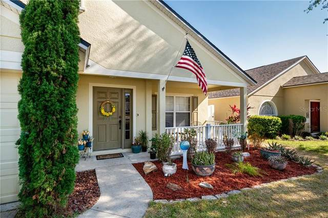1137 Bluegrass Drive, Groveland, FL 34736 (MLS #O5935029) :: Griffin Group