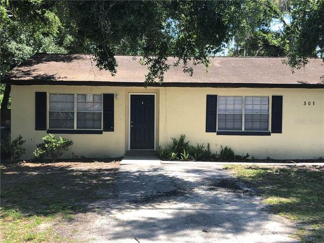 501 N Hawley St, Eustis, FL 32726 (MLS #O5935128) :: Southern Associates Realty LLC