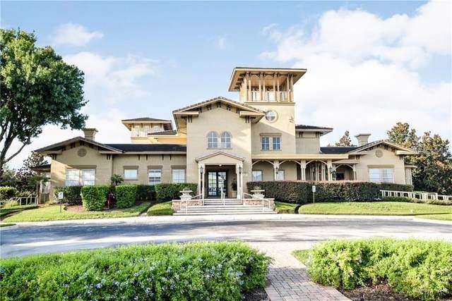 1341 Arbor Vista Loop #109, Lake Mary, FL 32746 (MLS #O5935135) :: Florida Life Real Estate Group