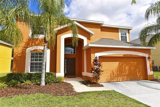680 Orange Cosmos Boulevard, Davenport, FL 33837 (MLS #O5935153) :: Griffin Group
