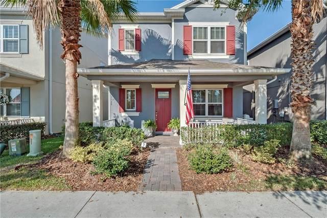 5548 Thomas Square Drive, Winter Garden, FL 34787 (MLS #O5935157) :: Keller Williams Realty Peace River Partners