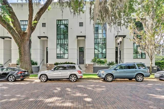 460 E Jackson Street #2, Orlando, FL 32801 (MLS #O5935181) :: Coldwell Banker Vanguard Realty
