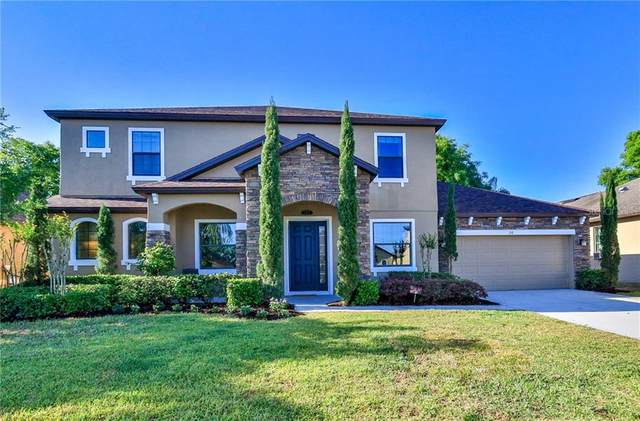 261 Volterra Way, Lake Mary, FL 32746 (MLS #O5935215) :: Bustamante Real Estate