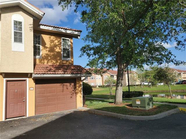 12111 Poppy Field Lane #107, Orlando, FL 32837 (MLS #O5935224) :: Florida Life Real Estate Group