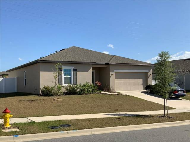16418 Bloom Court, Groveland, FL 34736 (MLS #O5935320) :: The Kardosh Team