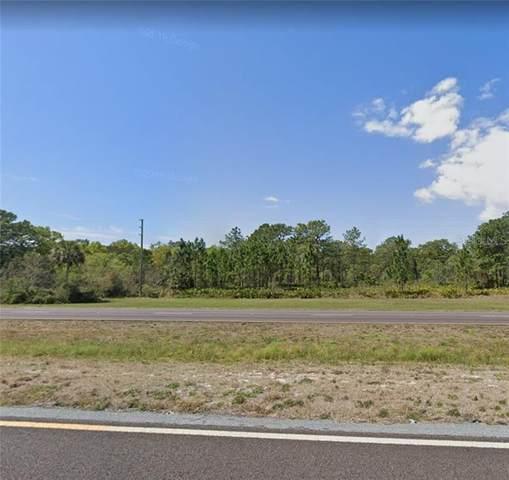 9161 S Suncoast Boulevard, Homosassa, FL 34446 (MLS #O5935383) :: Griffin Group