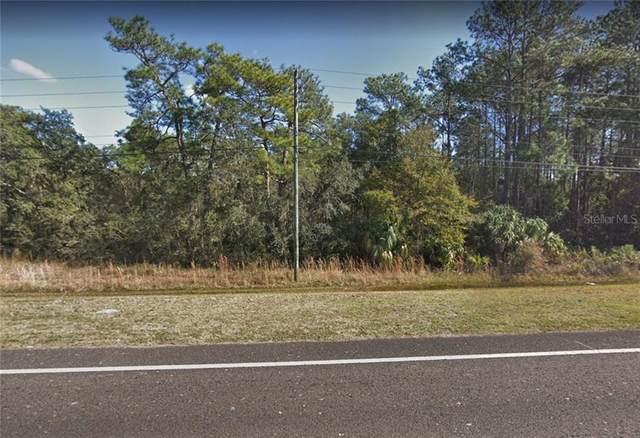 9269 S Suncoast Boulevard, Homosassa, FL 34446 (MLS #O5935393) :: Griffin Group
