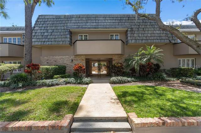 1920 Woodcrest Drive #5, Winter Park, FL 32792 (MLS #O5935427) :: Rabell Realty Group