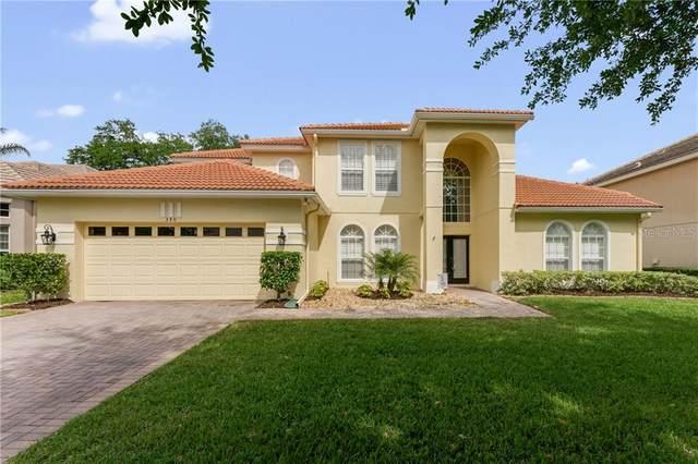 340 Calliope Street, Ocoee, FL 34761 (MLS #O5935435) :: McConnell and Associates