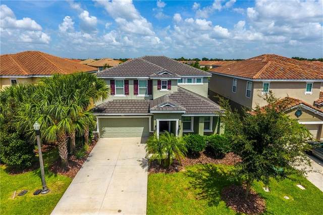 5349 Oakbourne Avenue, Davenport, FL 33837 (MLS #O5935437) :: Gate Arty & the Group - Keller Williams Realty Smart