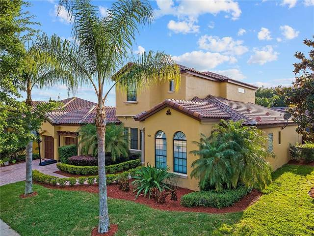 7420 Pointe Venezia Drive, Orlando, FL 32836 (MLS #O5935491) :: Florida Life Real Estate Group