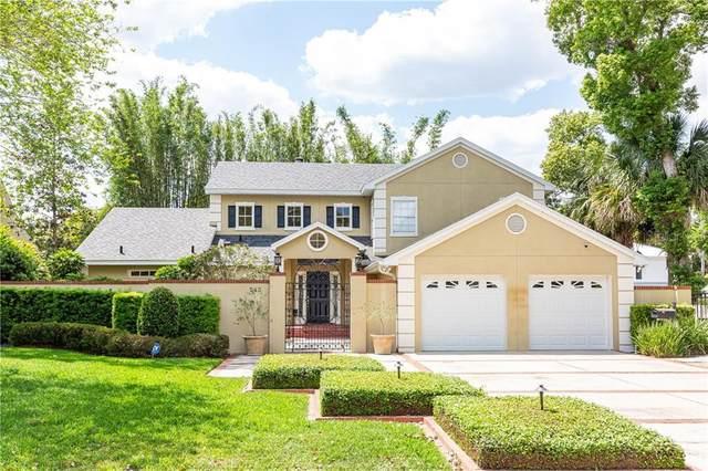 543 Shepherd Avenue, Winter Park, FL 32789 (MLS #O5935506) :: Tuscawilla Realty, Inc