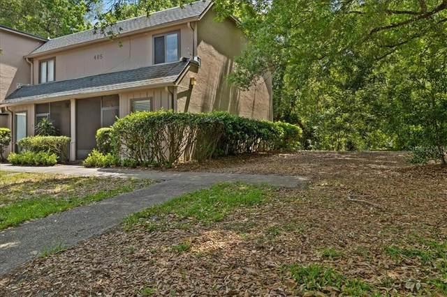 405 Sheoah Boulevard #1, Winter Springs, FL 32708 (MLS #O5935556) :: Sarasota Gulf Coast Realtors