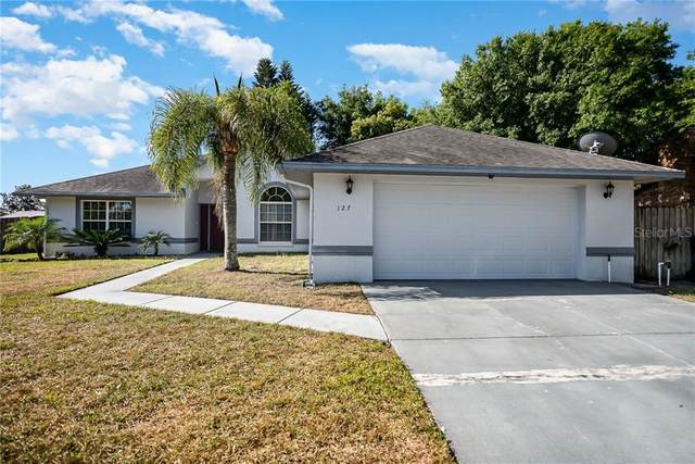 127 Lasalle Drive, Haines City, FL 33844 (MLS #O5935561) :: Griffin Group