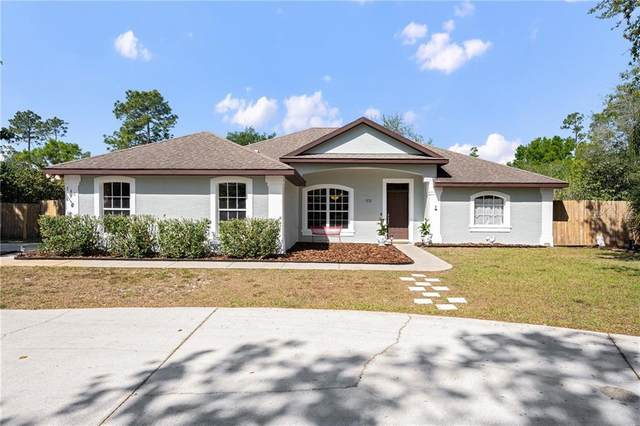 340 Lake Lenelle Drive, Chuluota, FL 32766 (MLS #O5935563) :: The Lersch Group