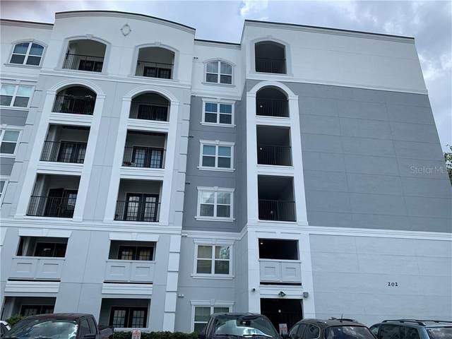 202 E South Street #6044, Orlando, FL 32801 (MLS #O5935588) :: Aybar Homes