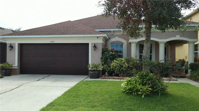 1920 Strathmore Circle, Mount Dora, FL 32757 (MLS #O5935591) :: Visionary Properties Inc