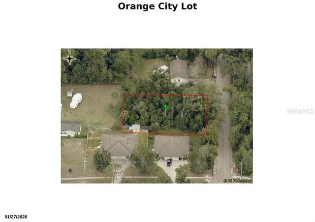 S Thorpe Avenue, Orange City, FL 32763 (MLS #O5935646) :: Griffin Group