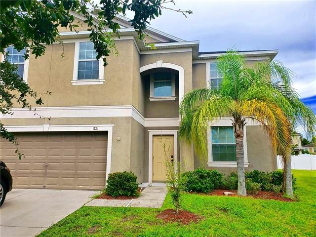 1721 Palm Warbler Lane, Ruskin, FL 33570 (MLS #O5935655) :: Frankenstein Home Team