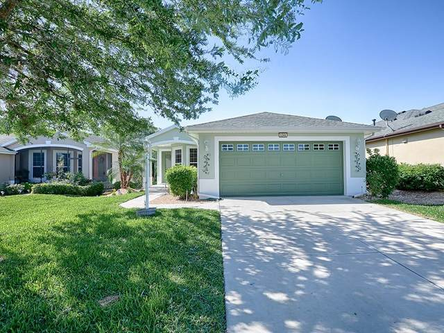 5346 Pond Crossing Place, Leesburg, FL 34748 (MLS #O5935669) :: The Lersch Group