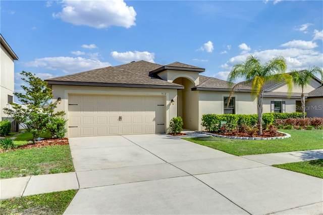 512 Delta Avenue, Groveland, FL 34736 (MLS #O5935753) :: Griffin Group