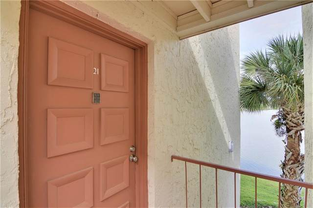 524 Orange Drive #21, Altamonte Springs, FL 32701 (MLS #O5935888) :: Zarghami Group