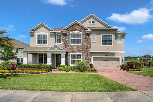 15179 Lake Claire Overlook Drive, Winter Garden, FL 34787 (MLS #O5935890) :: Rabell Realty Group
