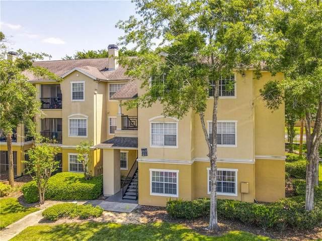2632 Robert Trent Jones Drive #114, Orlando, FL 32835 (MLS #O5936132) :: Bustamante Real Estate