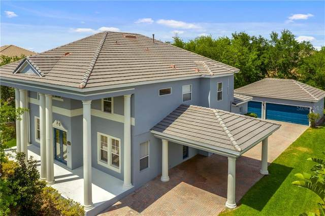 14629 Avenue Of The Rushes, Winter Garden, FL 34787 (MLS #O5936151) :: Griffin Group