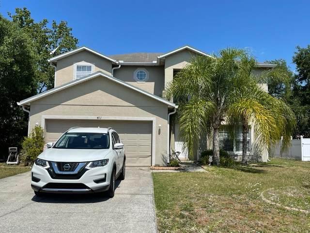 411 Mallard Lane, Poinciana, FL 34759 (MLS #O5936158) :: Young Real Estate
