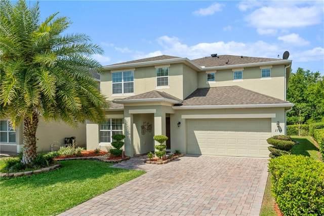 2764 Big Timber Drive, Kissimmee, FL 34758 (MLS #O5936198) :: Carmena and Associates Realty Group
