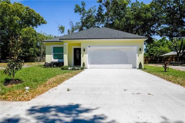 41 Deacon Jones Boulevard, Orlando, FL 32810 (MLS #O5936217) :: Armel Real Estate