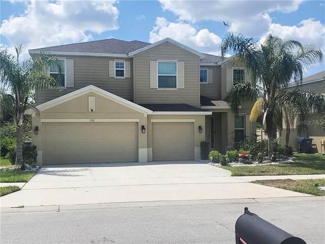 736 Lake Douglas Drive, Groveland, FL 34736 (MLS #O5936259) :: Godwin Realty Group