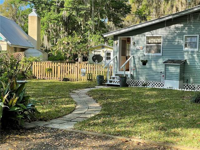 8211 Colee Cove Branch Road Lot E, Saint Augustine, FL 32092 (MLS #O5936271) :: Everlane Realty
