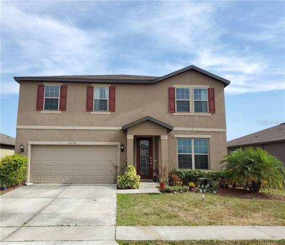 8734 Hinsdale Heights Drive, Polk City, FL 33868 (MLS #O5936272) :: Bridge Realty Group