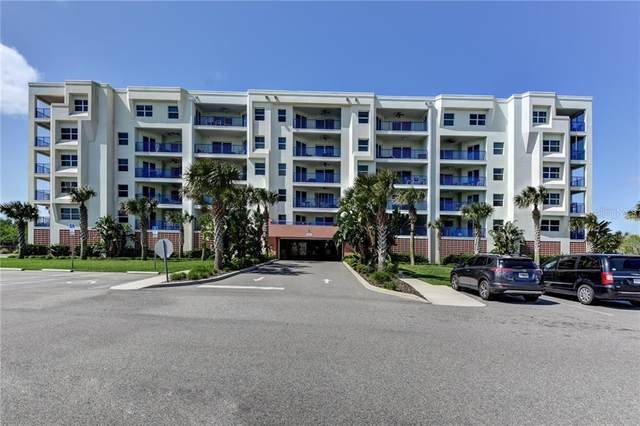 5300 S Atlantic Avenue #18506, New Smyrna Beach, FL 32169 (MLS #O5936404) :: The Duncan Duo Team