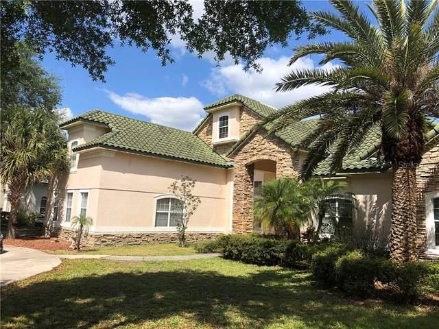 10919 Boca Pointe Drive, Orlando, FL 32836 (MLS #O5936407) :: Godwin Realty Group