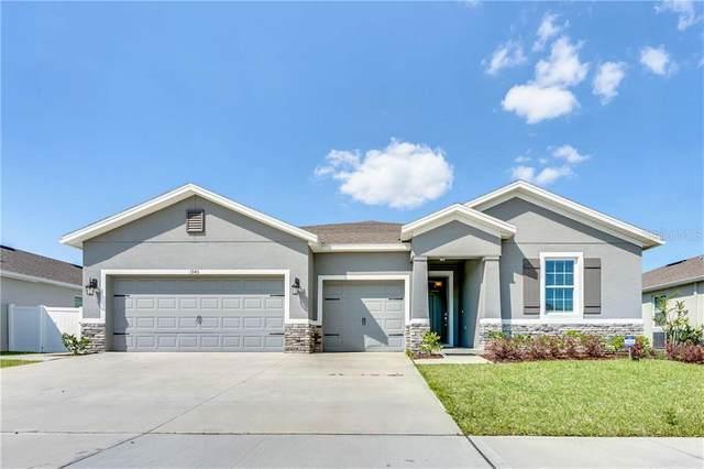 1945 Partin Terrace Road, Kissimmee, FL 34744 (MLS #O5936449) :: Godwin Realty Group