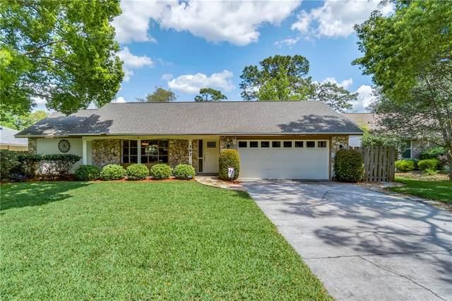 393 Wekiva Cove Road, Longwood, FL 32779 (MLS #O5936502) :: Everlane Realty